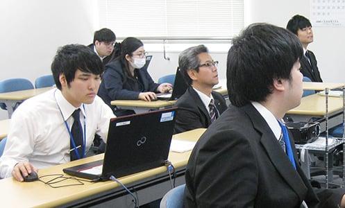新卒入社社員向け 技術研修